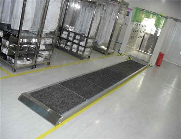 黑龙江鞋底清洗通道制造厂家 服务为先 昆山瀚元电子科技供应