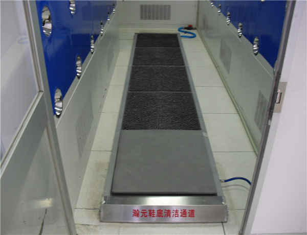 江苏自动鞋底除尘常用指南 欢迎来电 昆山瀚元电子科技供应