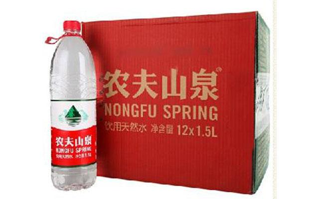 晋江农夫山泉桶装水公司 丰泽区速捷桶装水供应