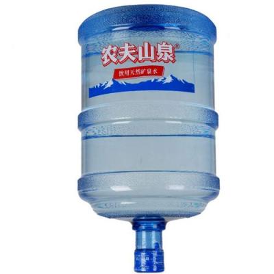 晋江农夫山泉桶装水价格 丰泽区速捷桶装水供应