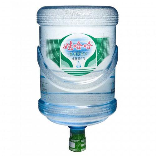 晉江娃哈哈桶裝水批發 豐澤區速捷桶裝水供應