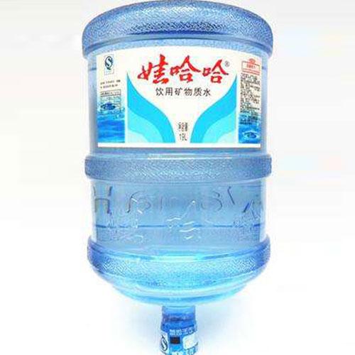 晋江娃哈哈桶装水哪家便宜 丰泽区速捷桶装水供应