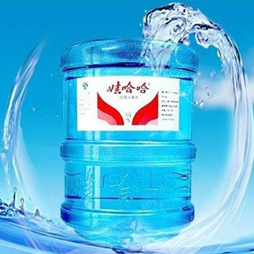 惠安桶裝水批發 豐澤區速捷桶裝水供應