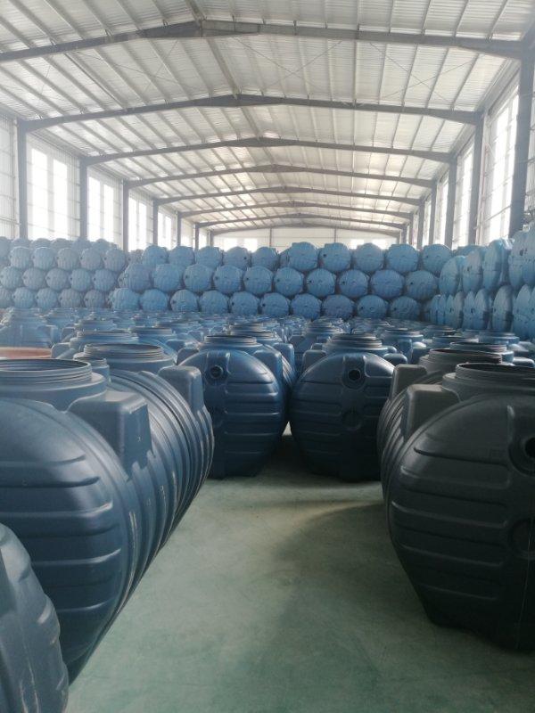宁德专业塑料化粪池生产基地,塑料化粪池