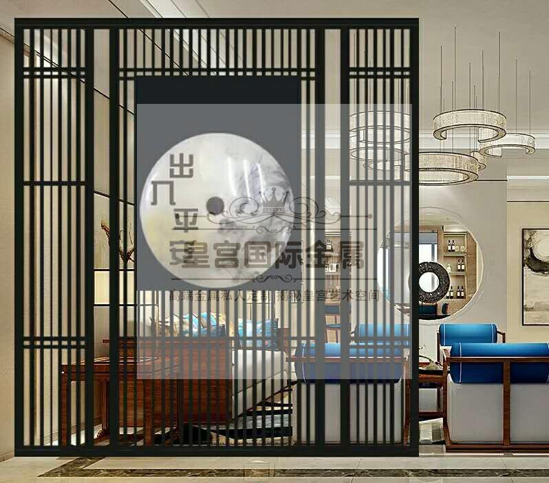 上海专业玄关屏风隔断生产厂家 口碑推荐 佛山梦奇源金属制品供应