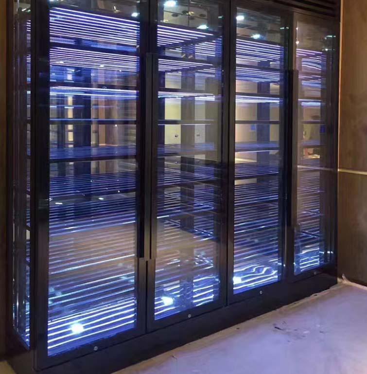 内蒙古恒温恒湿酒窖专家 创新服务 佛山梦奇源金属制品供应