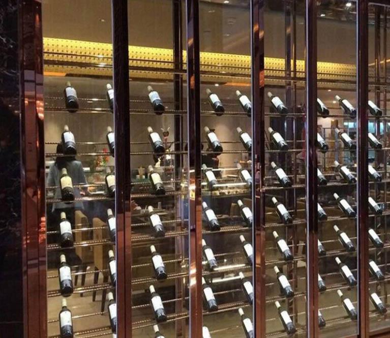 广东上海恒温恒湿酒窖工程 诚信为本 佛山梦奇源金属制品供应