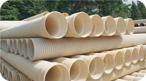 双壁波纹管生产厂家 厦门金宏明新材料科技供应