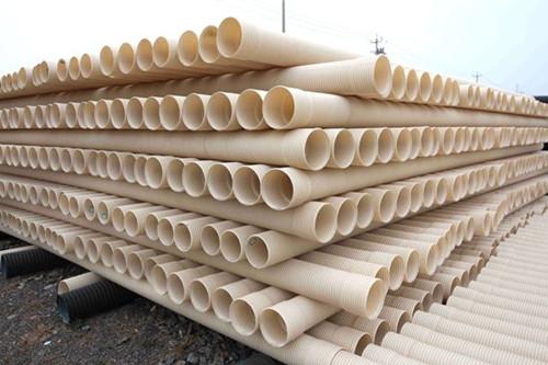 高密度聚乙烯波紋管廠家直銷 廈門金宏明新材料科技供應