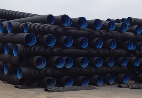 高密度聚乙烯波纹管厂家 厦门金宏明新材料科技供应
