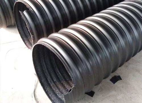 高密度聚乙烯波紋管廠家 廈門金宏明新材料科技供應