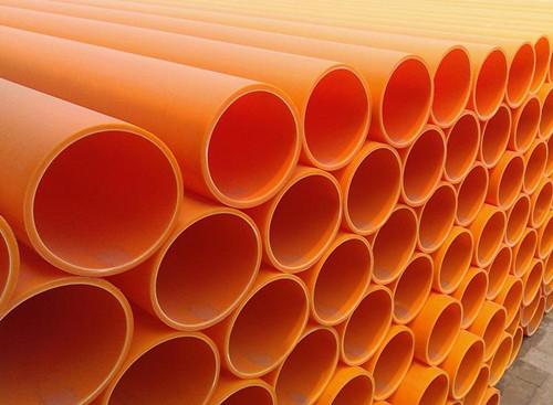 HDPE高密度聚乙烯纏繞增強管安裝 廈門金宏明新材料科技供應