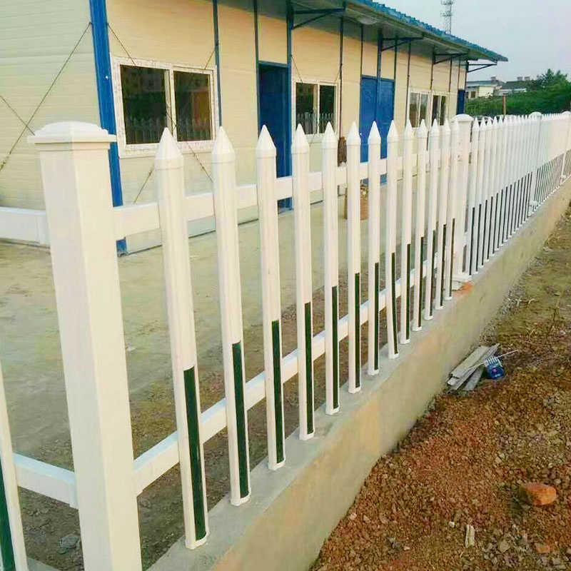 铸铝隔离栏杆,隔离栏