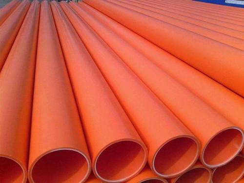 HDPE高密度聚乙烯缠绕增强管安装 厦门金宏明新材料科技供应