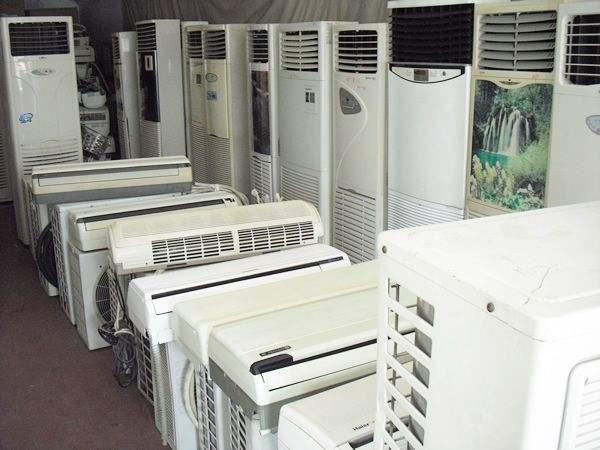 长宁区二手空调回收报价「上海海昭家居市场经营管理供应」