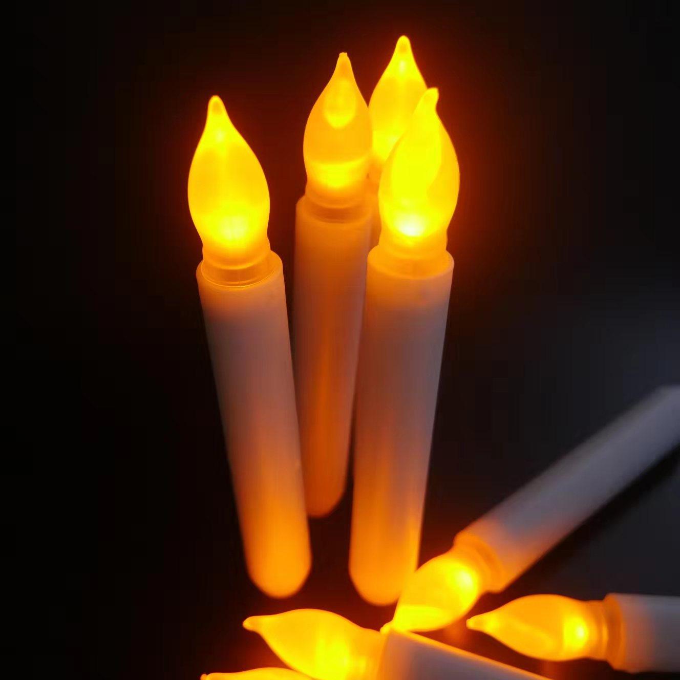 福建圣诞节LED电子蜡烛制造厂家 其志供应
