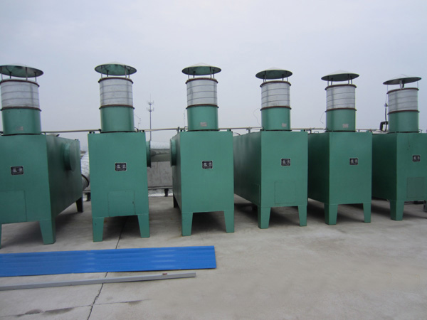 河南有机废气多少钱 无锡宏明环境工程供应
