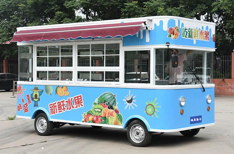唐河移动便民服务车「河南健晟新能源餐车供应」