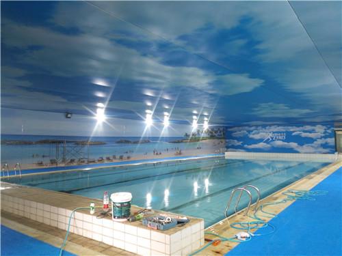 南京游泳馆吊顶厂家,游泳馆吊顶