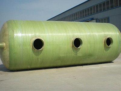 小型玻璃钢化粪池生产,玻璃钢化粪池