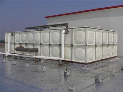 南通玻璃钢水箱定制 通州区兴东兴林玻璃钢制品供应
