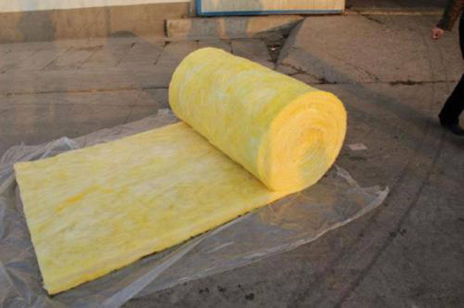 四川直供玻璃棉毡型号,玻璃棉毡
