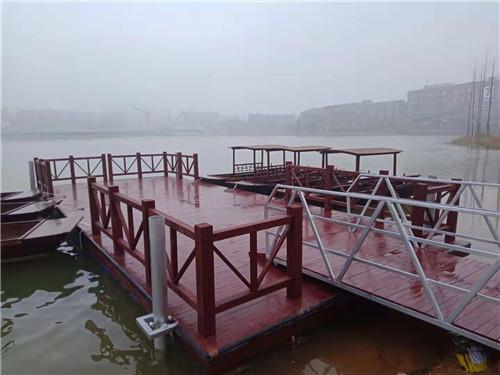 湖北碼頭生產廠家 蘇州伯利恒水上設施工程供應
