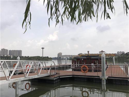 青海碼頭施工 蘇州伯利恒水上設施工程供應