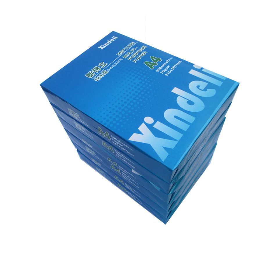 宁夏原装中性打印纸A4「山东瑞升纸业供应」