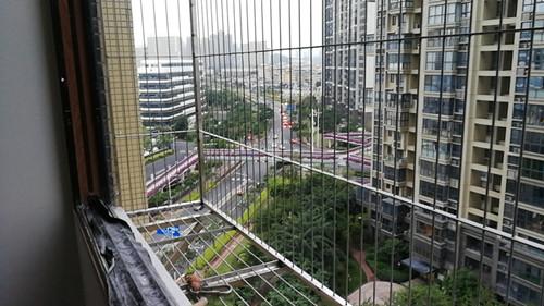 厦门窗户防护网价格 厦门中港豪华装饰工程供应