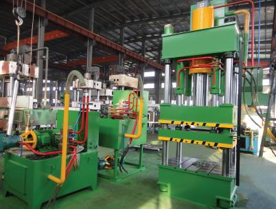 框架式单动薄板冲压液压机价格,液压机