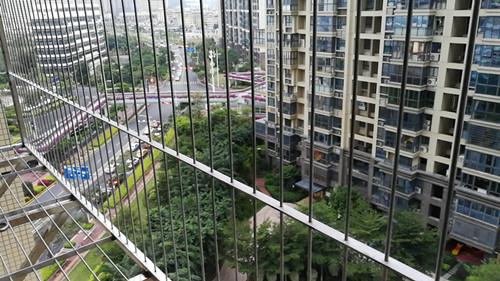 防盜窗 廈門中港豪華裝飾工程供應