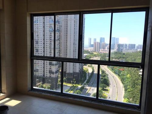 陽臺玻璃窗定制 廈門中港豪華裝飾工程供應