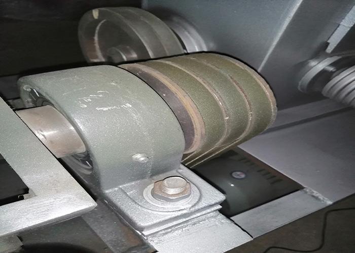 淄博小型钢筋调直机图片 德源重工