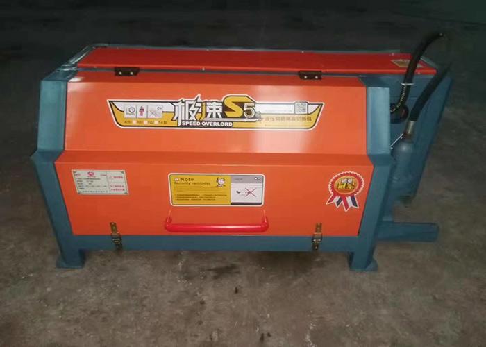 合肥自动钢筋调直机价格 德源重工