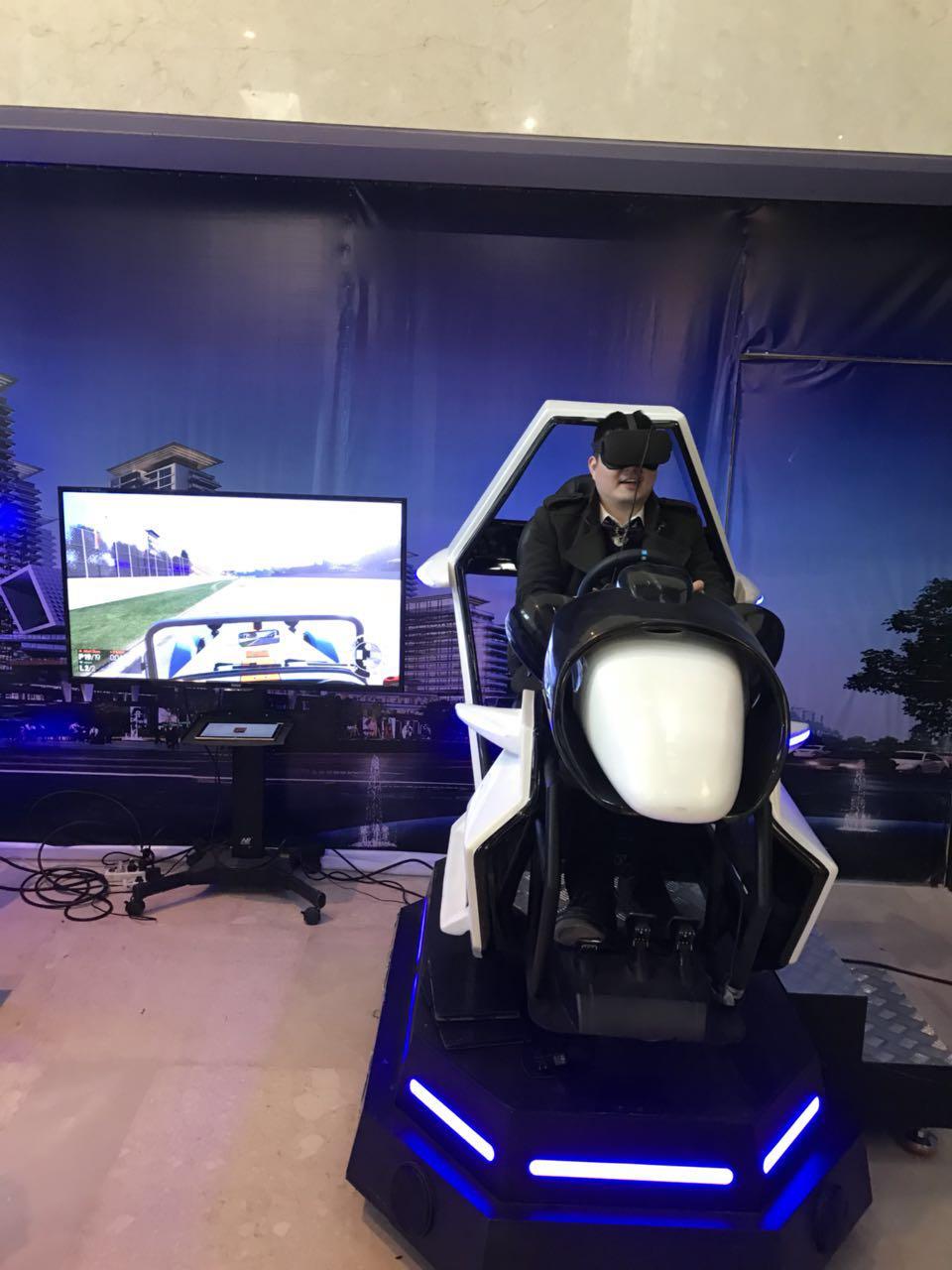 江苏逼真驾驶VR赛车出租科技体验活动,VR赛车出租