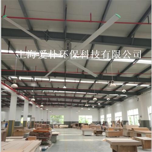 江苏低价批发大尺寸吊扇省电降温 诚信为本 上海爱朴环保科技供应
