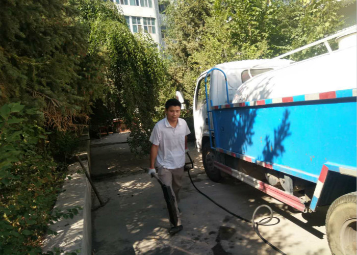 新疆靠谱吸污淤泥清洗便宜 精湛阳光供应