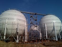 东营承接储罐压力容器管道制作安装,储罐压力容器管道制作安装