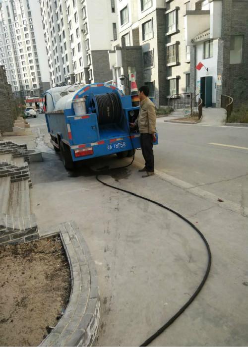 米东区家庭下水道疏通价格「精湛阳光供应」
