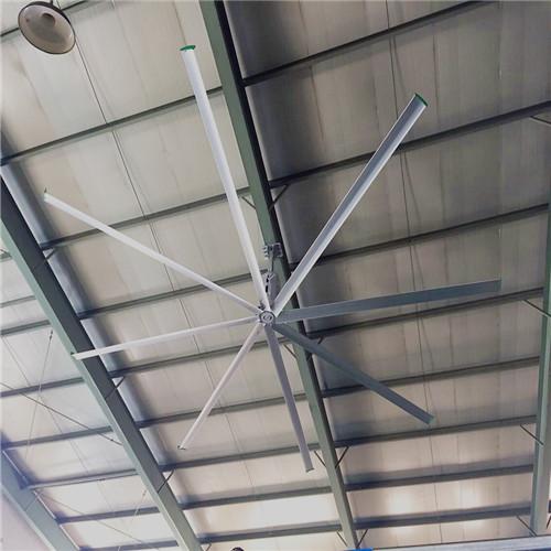 云南食堂商业节能吊扇大型吊扇 欢迎来电 上海爱朴环保科技供应