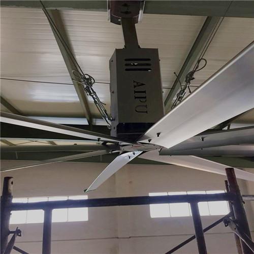 河南低价大型吊扇 来电咨询 上海爱朴环保科技供应