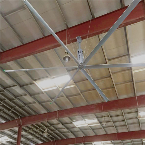 云南6.7米无刷直流吊扇,仓库降温风扇大型吊扇定制直流吊扇
