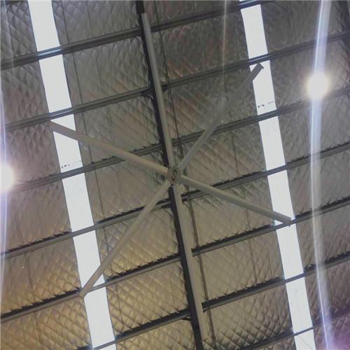 北京工厂大型通风扇直流无刷吊扇车间散热 以客为尊 上海爱朴环保科技皇冠体育hg福利 官网