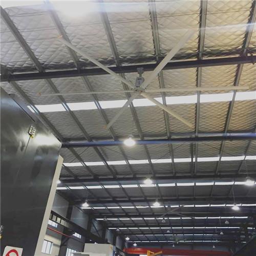 四川6.7米无刷直流吊扇,仓库降温风扇直流无刷吊扇省电降温 服务为先 上海爱朴环保科技供应