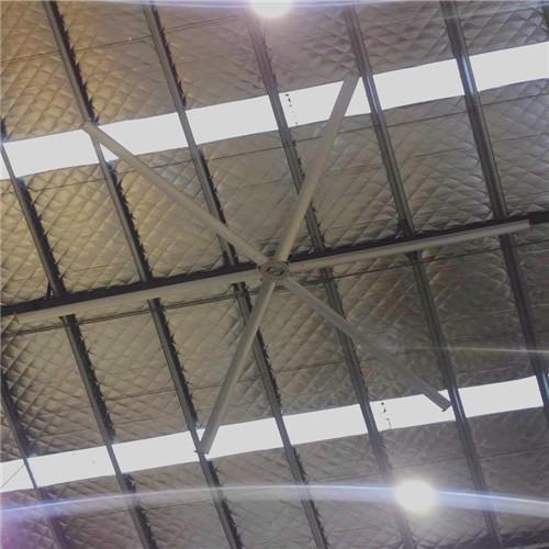 安徽工厂大型通风扇直流无刷吊扇哪家好 客户至上 上海爱朴环保科技供应