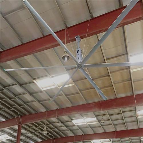 河南食堂商业节能吊扇工业节能吊扇厂房专用 来电咨询 上海爱朴环保科技供应