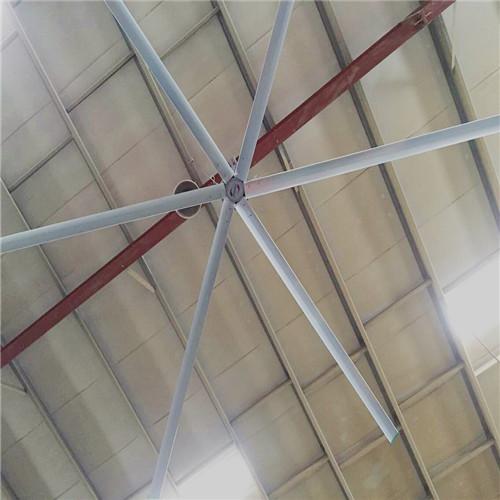 安徽商业直流永磁大吊扇工业节能吊扇定制直流吊扇 服务为先 上海爱朴环保科技供应
