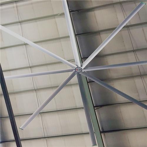 四川4米直径省电,5米节能吊扇工业节能吊扇大直径吊扇 创造辉煌 上海爱朴环保科技供应