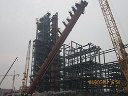 河北安装石油化工安装施工单位 客户至上「山东宏扬石化工程供应」
